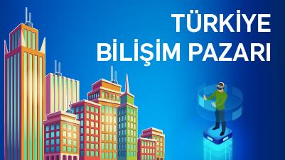 2018 Türkiye Bilişim Pazarı