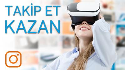 VR Gözlük Kazanmak İster Misiniz?