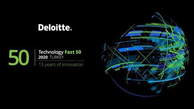 Deloitte Technology Fast 50 Türkiye 2020 Sonuçları
