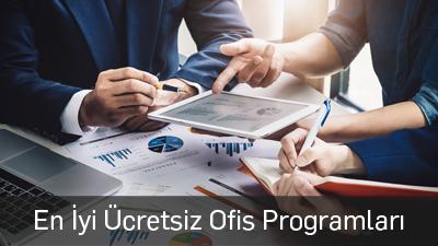 2019'da Kullanabileceğiniz En İyi Ücretsiz Ofis Programları