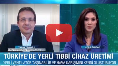 Türkiye'de Yerli Tıbbi Cihaz Üretimi