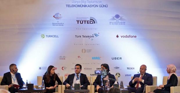 2016 Dünya Bilgi Toplumu ve Telekomünikasyon Gününde Karel