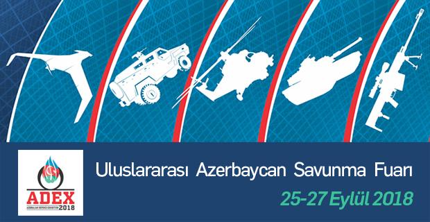 Karel Savunma Çözümleri, ADEX 2018 Azerbaycan Fuarında