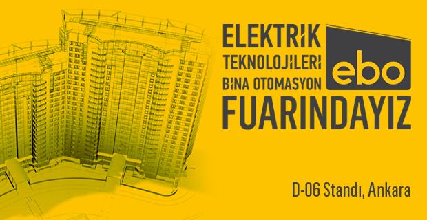 Karel, 24-27 Kasım'da EBO (Elektrik Teknolojileri & Bina Otomasyon) Fuarı'nda