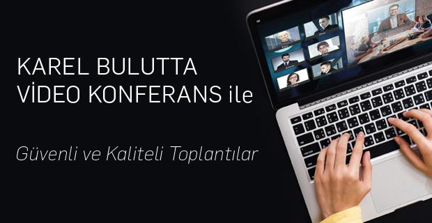 Kamu, Karel Bulutta Video Konferans Kullanıyor