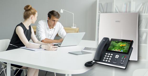 Küçük İşletmelere Büyük Kolaylık Sağlayan IP İletişim Çözümü