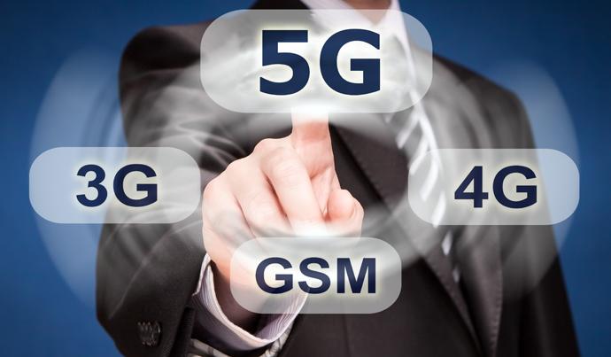 5G nesnelerin interneti