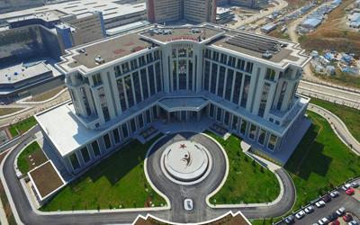 Bilkent PPP Sağlık Bakanlığı Hizmet Binası