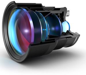 kamera lens belirleme