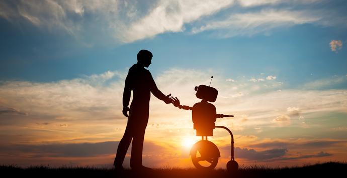 makinalar, robotlar ve gelecek teknolojiler