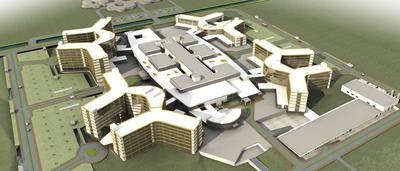 Kayseri PPP Şehir Hastanesi
