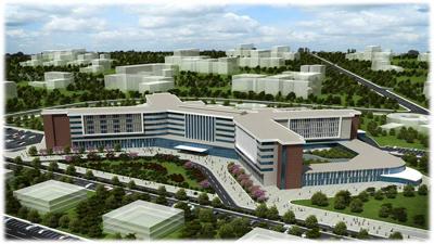 Manisa PPP Şehir Hastanesi