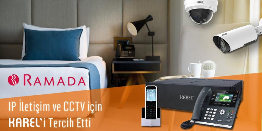 Ramada IP İletişim ve CCTV Müşteri Deneyimi