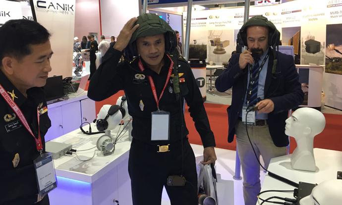 Karel savunma sanayi çözümleri askeri haberleşme