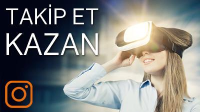 VR Gözlük Ödüllü Instagram Yarışması