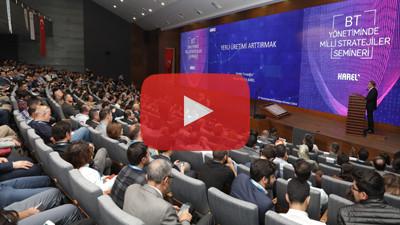 BT Yönetiminde Milli Stratejiler Semineri 2019 Sunumları