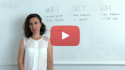 Kurumlara Yönelik Kablosuz İletişim Çözümleri