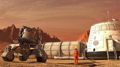 Mars'ta Yaşamak İçin Nelere İhtiyacınız Var?