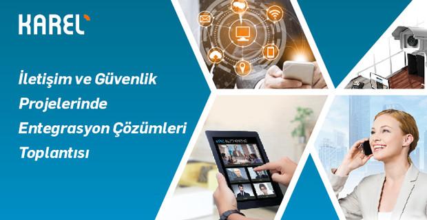 Konya'da İletişim ve Güvenlik Projelerinde Entegrasyon Çözümleri Toplantısı Gerçekleşti