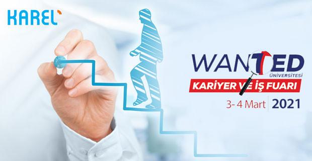 Karel, WanTED Kariyer ve İş Fuarında