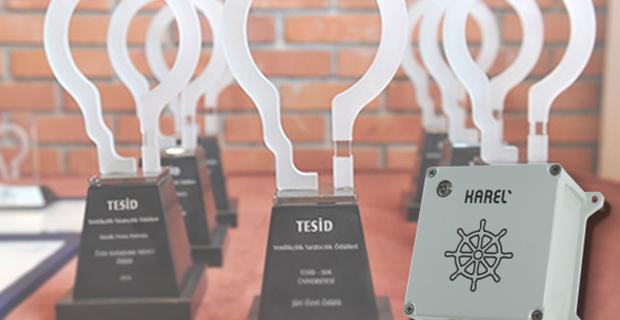 TESİD'den Karel'e Yenilikçilik Yaratıcılık Ödülü